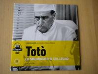 Lo smemorato di Collegno DVD 1962 Totò Macario Taranto Tieri Sanson Lissiak Pisu