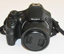Sony Cyber-shot DSC-HX400V 20.4MP Camera Mint-, shutter cts 3106