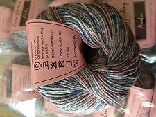 Louisa Harding Azalea shade 214 ( sold by the 100g ball)