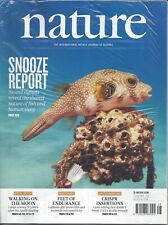 "Nature magazine; ""Snooze Report"" 11 July 2019, Vol 571; No 7764"