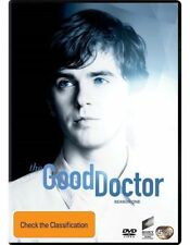 The Good Doctor : Season 1 (DVD, 2018, 5-Disc Set) Brand New Sealed Region 4