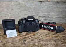 Canon EOS Rebel T4i / 650D 18.0MP Digital SLR Camera Body