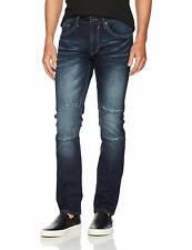 Buffalo David Bitton Men's Ash-x Slim Fit Stretch Denim Jeans BM20580 $99 NEW