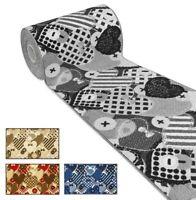 Tappeto cucina passatoia bagno antiscivolo cuori più misure bordate mod.FAKIRO35