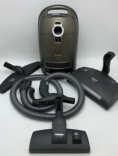 NEARLY NEW (MSRP $1500) Miele Complete C3 Brilliant Powerline Vacuum Cleaner