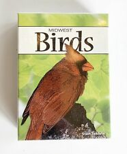 Birds of the Midwest Playing Cards by Stan Tekiela NEW DR3
