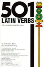 501 Latin Verbs (501 Verbs Series) ( BRAND NEW )