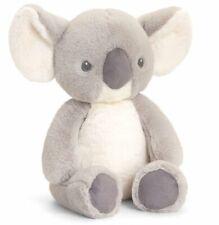 Keel Toys Keeleco Cozy Koala 25cm Baby Soft Toy Brown Eco Plush