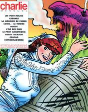 Charlie Mensuel 38 - Loisel/Cabanes/Harry Dickson/Doc Savedge... - 1985