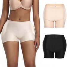 Women Padded Panties Shapewear Briefs Butt Hip Enhancer Panties Sexy Underwear