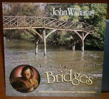 John Williams - Bridges Ft Cavatina - Theme From The Deer Hunter 1979 Wh 5015 Lp