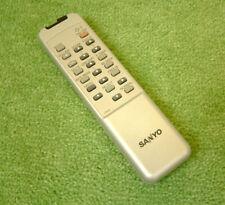 Genuine Original Sanyo CXEA Projector Remote Control - Brand New