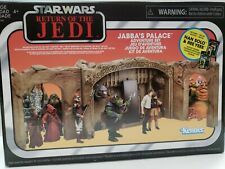 Star Wars Return of the Jedi Jabba's Palace Vintage Collection & Figures SEALED