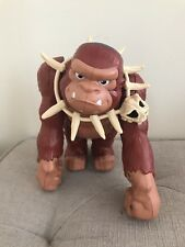 Fisher Price Mattel Imaginext Island Of The Lost Creatures Walking Gorilla / Ape