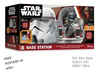 Star Wars Stormtrooper Base Station Walkie Talkie Disney Toy Brand New