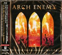 ARCH ENEMY-AS THE STAGES BURN!-JAPAN BLU-RAY+CD L60 zd