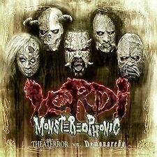 Monstereophonic: Theaterror vs. Demonarchy [Digipak] by Lordi (Finland) (CD, Sep-2016, AFM Records)