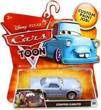 Disney Cars Cars Toon Main Series Stripped Kabuto Diecast Car #34