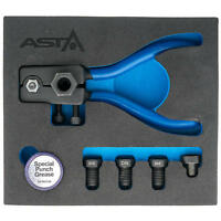 Bördelgerät Bremsleitung Bremsleitungen bördeln 4.75 mm DIN Bördel Werkzeug