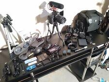 Canon EOS Rebel SL2 DSLR Camera 24.2 MP w/ RODE MIC & Vlogging Setup ACCESSORIES