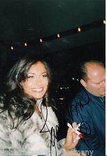 Jana Ina Zarrella TOP Foto Orig. Sign.  +48348