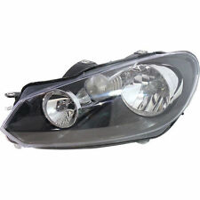 2010 VOLKSWAGN GOF/GTI HEADLIGHT HEADLAMP LIGHT LAMP LEFT DRIVER SIDE