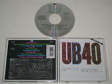 UB40/GEFFERY MORGAN (DEPCD6/VIRGIN 0777 7 86444 2 2) CD ALBUM