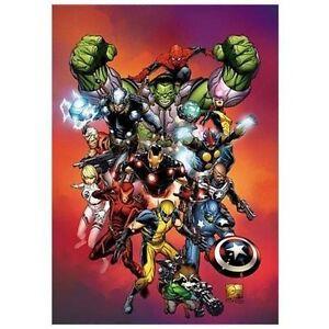 Marvel Now! Omnibus by Marvel Comics Staff-Still Sealed! 2013, Hardcover)