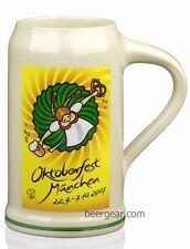 2007 Munich Oktoberfest Stein - 1 Liter - Stocked in the USA by Beer Gear - NIB