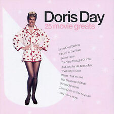 25 Movie Greats by Doris Day (CD, Jun-2003, Columbia (USA))