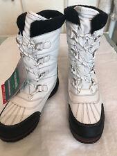 Cougar Women's Waterproof Bonair White Boots, Size 6M, NWOB