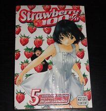 STRAWBERRY 100%  Vol.5 Book Manga Graphic Novel Comic