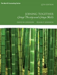 NEW 3 Days AUS Joining Together : Group Theory and Group Skills 12E Johnson 12th