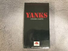 Yanks (1979) - VHS - Drama / War - Richard Gere - Promo / Screener - RARE - NEW