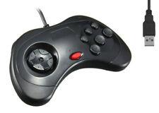 6 Button USB Controller Joystick Game Pad Sega Saturn Fighting Fo Android PC MAC