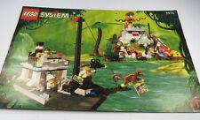 LEGO Instruction De Montage Nr. 5976 SYSTÈME Rivière Expédition Aventure