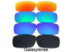 Galaxy Replacement Lenses For Oakley Crankshaft Black/Blue/Green/Red Polarized
