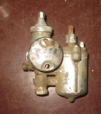 carburateur amac 933   moto de collection 125 ydral