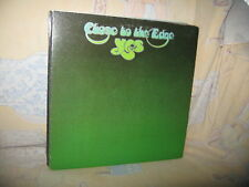 YES-CLOSE TO THE EDGE-1972-MADE IN JAPAN-NO OBI