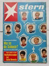 STERN 1962 Nr. 22: Romy Schneider und Alain Delon / Brühne-Prozess / Italien
