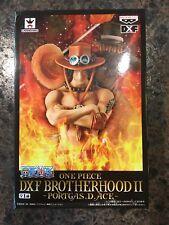 Banpresto One Piece Portgas D Ace DXF Figure, Brotherhood 2 (Japan Import)