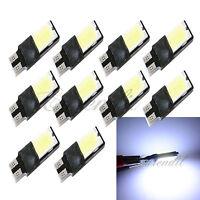 T10 COB 10x White 6000K LED Wedge High Power Bulb 168 #Pt54 Interior Map Light