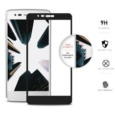 LG TRIBUTE DYNASTY / LG ARISTO 2 Full Tempered Glass CLEA Screen Anti Scratch