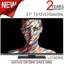 """Avtex L219DRS 21"""" Caravan Motorhome Boats Slim 12v Full HD DEL TV│DVD/Satelite"""