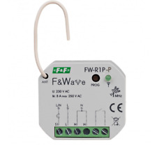 F&F F&Wave Bistabiles Multifunktionales Relais R1P-P Funk Steuerung 868 MHz 230V