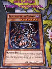 OCCASION Carte Yu Gi Oh DRAGON ARME DES TENEBRES CT07-FR016