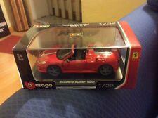 Modellino Ferrari Scuderia Spider 16M 1:32
