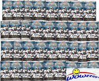(50) 2012 Topps Baseball Stickers Factory Sealed MINT Foil Packs–400 Stickers !