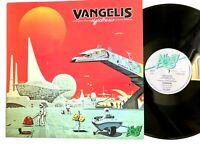 VANGELIS – Hypothesis Jazz Prog Experimental Vinyl LP Album VG+/VG++