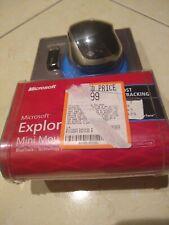 Microsoft Explorer Mini Mouse  (New Factory Sealed Retail Box) free shipping